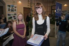 2.místo Denisa Krumpochová